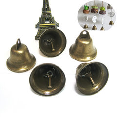 Manufacturer sells directly restoring ancient ways horn bell 38mm originality household woodiness wi 38 mm