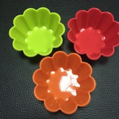 7cm flower cake baking tools kitchen supplies silicone hand soap mold direct selling 7.5 * 7.5 * 2 cm