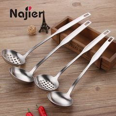 Manufacturer direct selling the thickening of one-in-one shaped spoon without magnetic sanding stain 6 cm soup shell