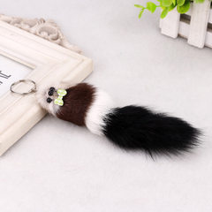 Ebay sells mobile phone plush hanging decoration girl cute little mouse bag hanging key chain wholes Color random