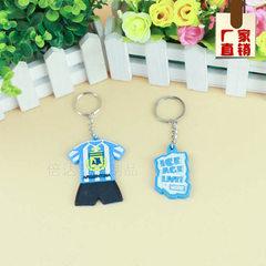 软胶钥匙扣热卖 可爱钥匙挂件 韩国日本动漫礼品钥匙坠批发 彩色 定制