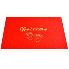 At the door of the door mat into the door of the door mat bedroom kitchen water absorbent foot pad b Your feet 56 * 34