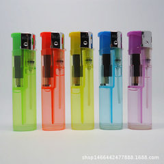 Manufacturer direct selling custom-made printing disposable advertising lighters wholesale customize 82 * 11.7 * 20 mm