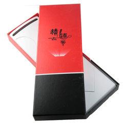 领带盒 领结包装盒 丝巾围巾盒 厂家定做 开年送礼精致礼品盒 客户可自行定义