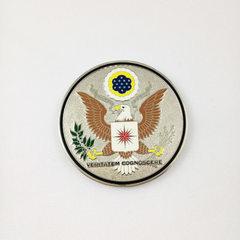 金属烤漆纪念币定制公司庆典纪念活动荣誉奖章订做珐琅动漫徽章 定制