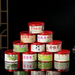 佛香4小时铁盒装百年檀香花香除臭养生卫生线香小额批发 百年檀香