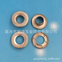 Ruicheng - matte silver copper hexadecimal riveting riveting belt with claw hole fasteners environme Inferior smooth color