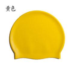 Waterproof silica gel inside a swimming cap men`s and women`s swimming cap men`s and women`s multi-c 04 blue