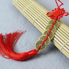 The factory sells directly five emperor qian copper pendant six emperor qian alloy articles for anti Bronze imitates five emperors` money