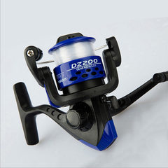 Ammerson road spinning wheel fishing gear special price fishing wheel fishing rod raft fishing gear  A small fishing boat with a line