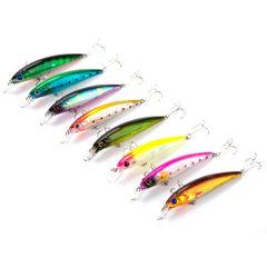 Emerson lu amiano bionic bait 11cm13.4g plastic hard bait black bait DW1196 wholesale A color