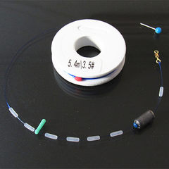 The main line of fishing line of the main line is easy to be tied 3.6 meters