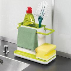 厂家直销 厨房置物架 抹布整理架/收纳架/清洁用品 黑色
