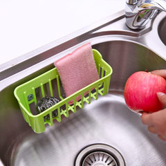 Sink sink sink sink sink basket can be used to hang up the drain basket/dishtowel cloth cleaning bal pink 21 cm * 9 cm * 6 cm