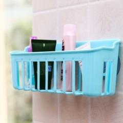 Sink storage basket candy color tarpaulin washing towel cloth cleaning ball kitchen gadget 103G blue 21 * 9 * 6 cm
