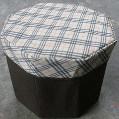 Manufacturer sells multifunctional folding receiving stool nonwoven handicraft directly 31 * 3 * 31