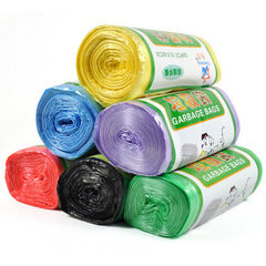 Create point 881 good mother-in-law and daughter-in-law add thick color trash bag 50*60 point broken Color trash bags (random)