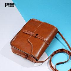 Women`s bag 2018 spring and summer slanting shoulder bag lady handbag small fragrance retro mini sma black