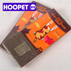 Cat scratch board honeycomb corrugated paper cat gripper toy cat claw board cat supplies catnip Cat scratch board