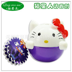 The new genuine product is sold abroad for the processing of 158g cat star car perfume perfume cream Lavender scent (purple)