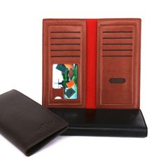 Wholesale sales hot style men`s wallets at 20 percent off the suit bag long money wallet stalls runn black