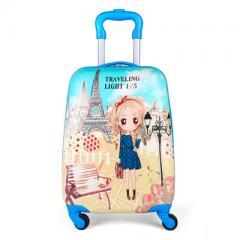 Children`s suitcase, 16