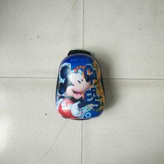 Manufacturer wholesale direct selling children schoolbag lovely cartoon backpack double shoulder bac blue 13