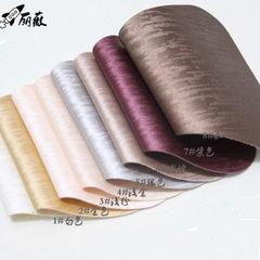 酒店ktv背景装饰软包PU皮革面料 软包硬包床头家居软装人造皮革 1#白色