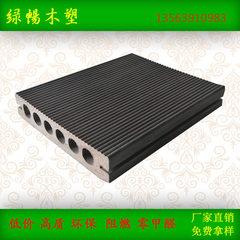 厂家直销 140*25户外地板 木塑 生态木景观 绿可木 140*25