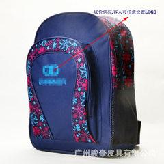 Gift backpack custom business gift backpack advertising promotion gift backpack elementary school st red