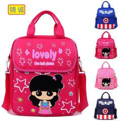 Wholesale kindergarten schoolbag custom printing logo cartoon backpack children`s school bag design  D109 pink