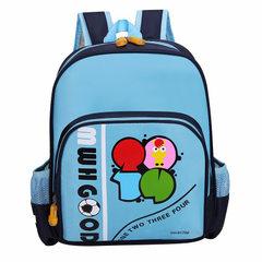 New schoolboy schoolbag boys and girls waterproof backpack kindergarten children backpack customized yellow