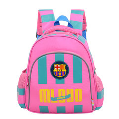 Children backpack football baby new children backpack 3-6 years old children backpack manufacturers  pink