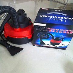 汽车用吸尘器 车载吸尘器 大功率超强吸力 干湿两用 红色
