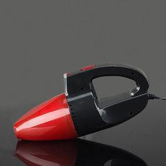 多功能车载吸尘器 便捷式汽车车用手持吸尘器 干湿两用迷你吸尘器 红色