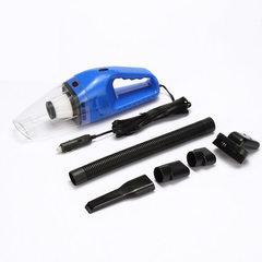 120W车载吸尘器大功率干湿两用汽车吸尘器超强吸力车用海帕款 黑色