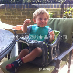 Inflatable children`s safety seat inflates children`s dining chair portable PVC car train children`s As shown in figure Can be customized