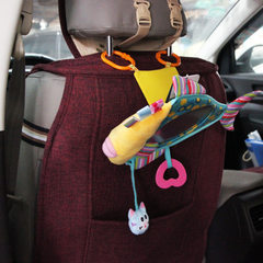 Manufacturer customized baby car safety seat returned to the car rear view mirror baby fish mirror p 30 cm