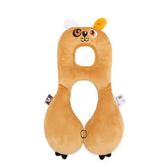 Banbet child neck guard pillow safety seat pillow 1-4 years old Puppy 1-4 years old 10 cm