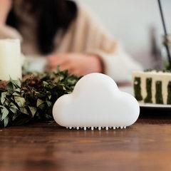 MUID云朵声控感应 创意节能磁铁吸附宝宝卧室灯可充电led小夜灯 温馨黄