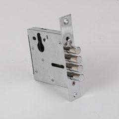 批发生产 YS-996永铭进户门副锁 优质机械钢圆头门锁防盗门副锁 24*150mm