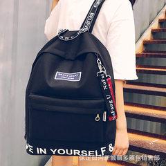 Large capacity backpacks for boys double shoulder backpacks letter packs for students backpack doubl blue