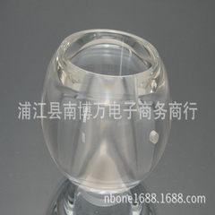 水晶工艺品欧美复古灯罩大型水晶灯饰配件K9材质品种齐全 Φ100