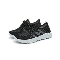 Spring sports shoes women 2017 new Korean version of running shoes running shoes breathable women`s  black 36