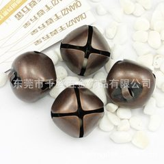 Dongguan bell manufacturers spot supply Christmas bell wholesale retro bells diy jewelry accessories 25 mm