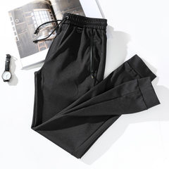 Casual pants men`s casual pants men`s casual pants men`s casual pants spring/summer K65825 K65825 black M - 110-120 catties