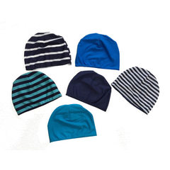 Supply value multi - color styles of men and women`s nylon spandex swimming cap children swimming ca Multicoloured random boy