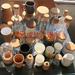 Manufacturer r & d production of cork ball candle cup cork tea bottle stopper customized various cor 0.8-300