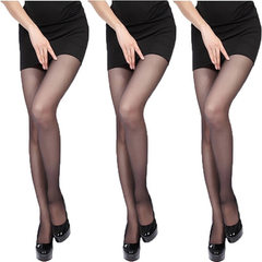 Floor - stall leggings wholesale 5 - yuan model summer silk stockings summer women`s pantyhose manuf Black socks with a clean face All code
