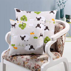 Special price air - conditioning office dual - use quilt cartoon pillow by the head of a cushion for The forest animals 40 * 40 105 * 155 cm
